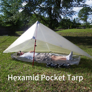 Zpacks- Hexamid Pocket Tarp